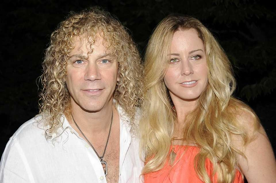 David Bryan, Bon Jovi key boardist, and his
