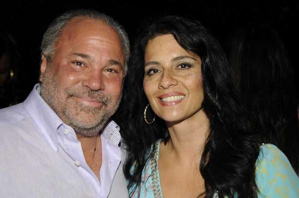 Private Eye Bo Dietl and Margo Urban attend