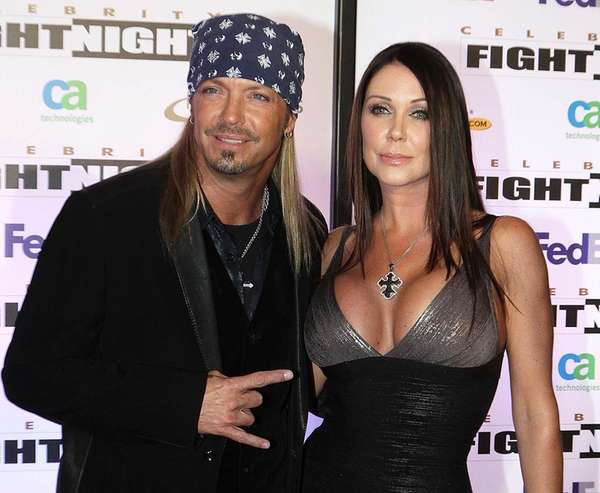 Poison singer Bret Michaels proposed to girlfriend Kristi