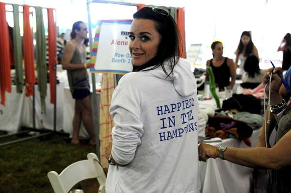 Kyle Richards of the reality series