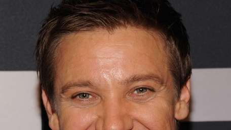 Actor Jeremy Renner attends the premiere of his