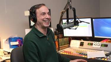 Former WALK/97.5 FM radio host Mark Daniels.