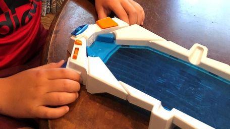 Kidsday reporter James Logler calls Hydro Strike: Win