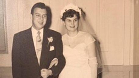 Joe and Minna Perlow were married Dec. 26,