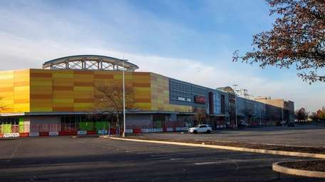 The Source Mall in Westbury, seen last year,