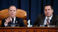 House Intelligence Committee Chairman Adam Schiff (D-Calif.) and