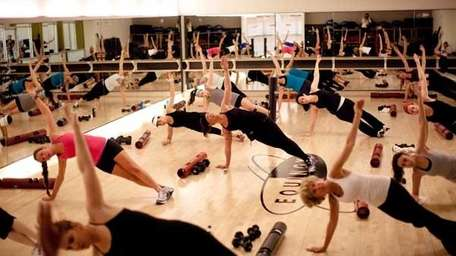Get an Olympics-sized workout at Equinox this summer.