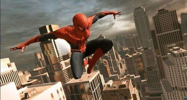 The Amazing Spider-Man Video Game is available now