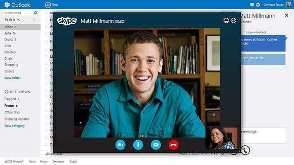 Skype will soon be integrated on the revamped