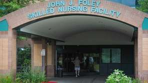 The John J. Foley Skilled Nursing Facility in