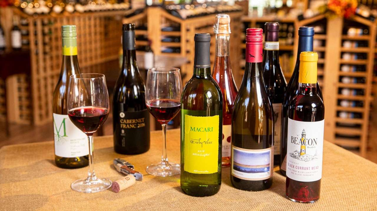 7 LI wine stores to check out this holiday season