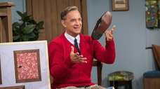 Tom Hanks stars as Fred Rogers  in