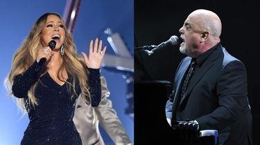 Mariah Carey performs during the 2019 Billboard Music