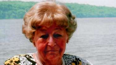 Bayville residents Sonia Baron, 94, and her husband