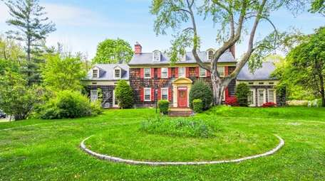 This Old Brookville home is on the market