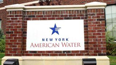 New York American Water's office in Merrick.