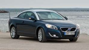 Prices for the Volvo C70 start at $41,325.
