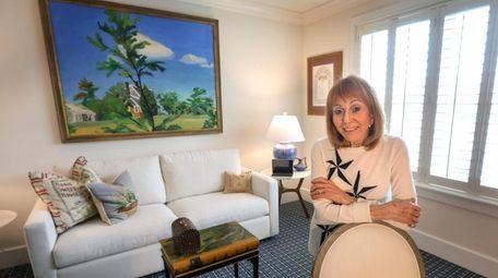 Retired psychotherapist Marlene Padover, 85, said she likes