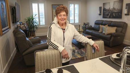 Arlene Katz, 85, said she had grown weary