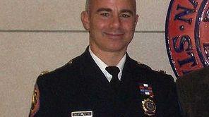 Undated handout photo of Nassau Police precinct commander