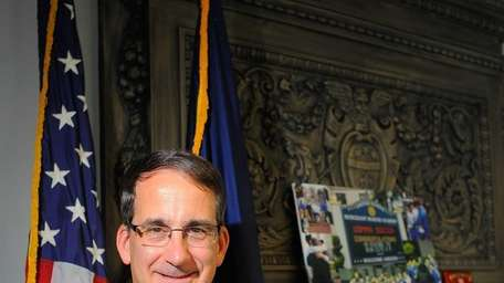 Rear Admiral James A. Helis, the new superintendent