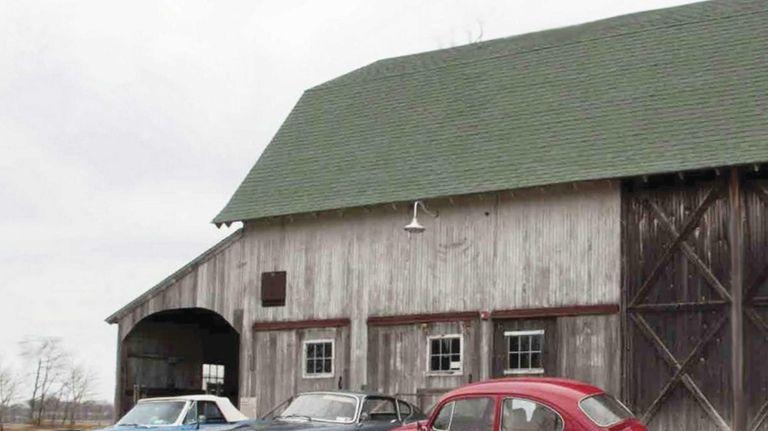 Hallockville Museum Farm in Riverhead is hosting a