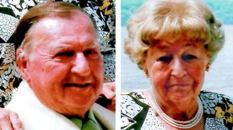 Bayville residents Walter and Sonia Baron died three