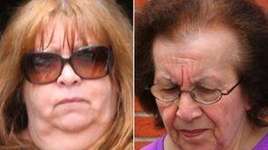 Ann Miller, 59, Daniel Miller's sister, and Mary