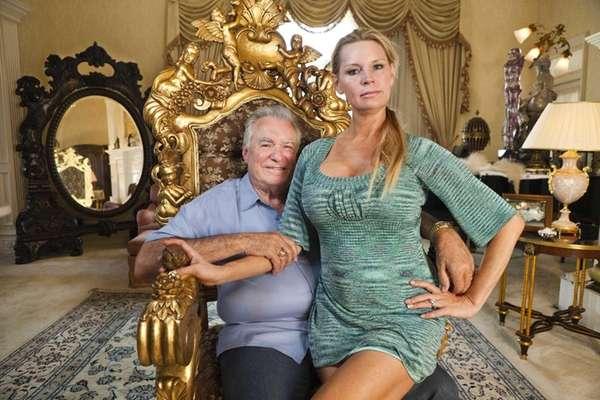 David and Jackie Siegel, subjects of the documentary
