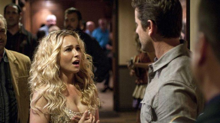 Hayden Panettiere as Juliette in a scene from