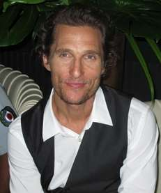 "Matthew McConaughey stars in HBO's ""True Detective."" (July"