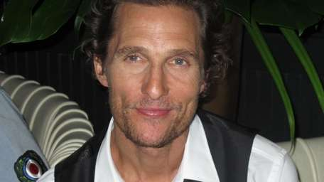 Matthew McConaughey stars in HBO's