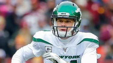 Sam Darnold could have another big day against