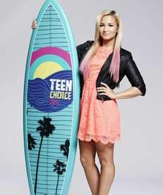 Singer, actress and new quot;X Factorquot; judge Demi