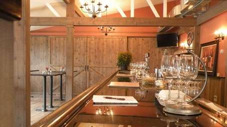 The North Fork Tasting Room in Baiting Hollow