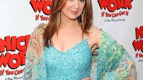 Donna Murphy attends the
