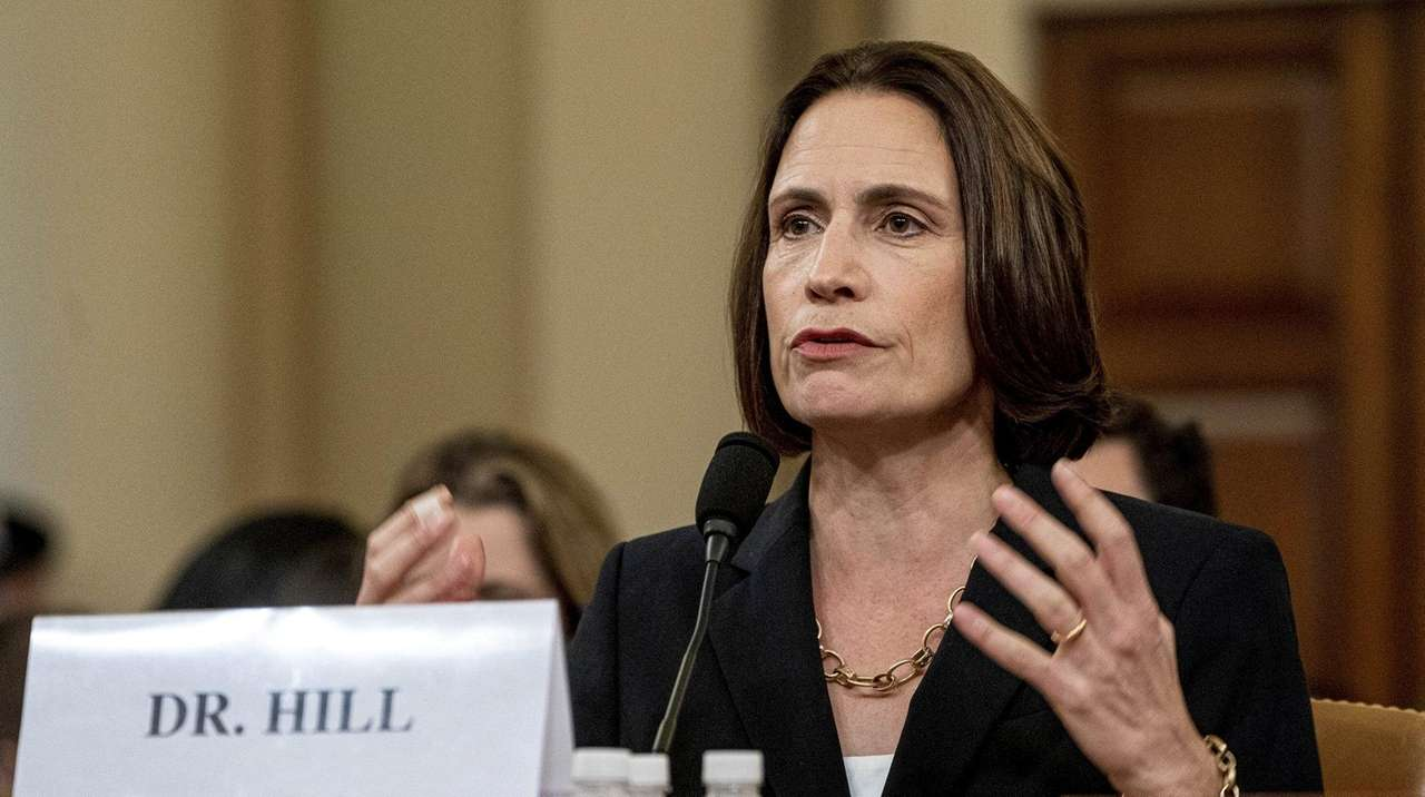 1600: Impeach witness scolds GOP to stop helping Putin