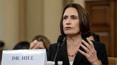 Fiona Hill, former top Russia expert on the