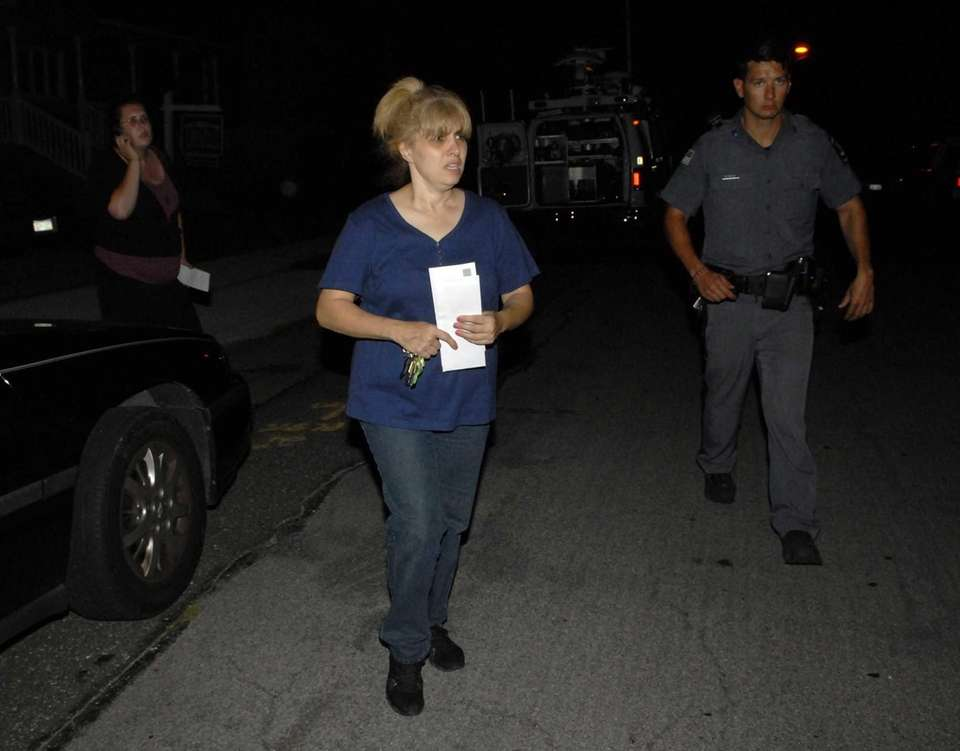 Evana Roth said outside her Massapequa home early
