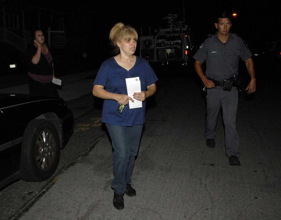 Evana Roth said outside her Massapequa home early