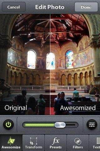 Camera Awesome, a photography mobile app for iOS,
