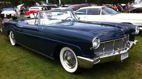 THE CAR AND ITS OWNER 1956 Continental Mark