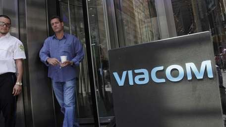 Viacom has been struggling with a ratings decline