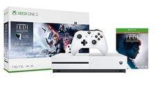 """Xbox One S 1TB """"Star Wars Jedi: Fallen"""