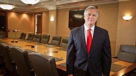 Former NIFA director John Buran.