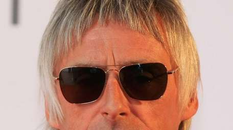 Paul Weller attends the Barclaycard Mercury Prize at