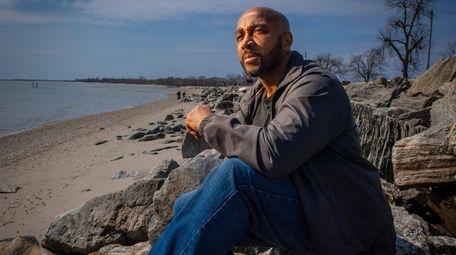 Keith Bush at Seaside Park in Bridgeport, CT