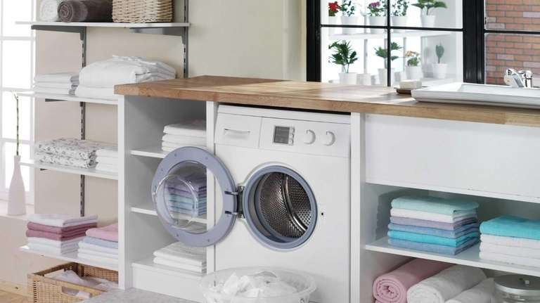 Simple strategies can make a laundry room more