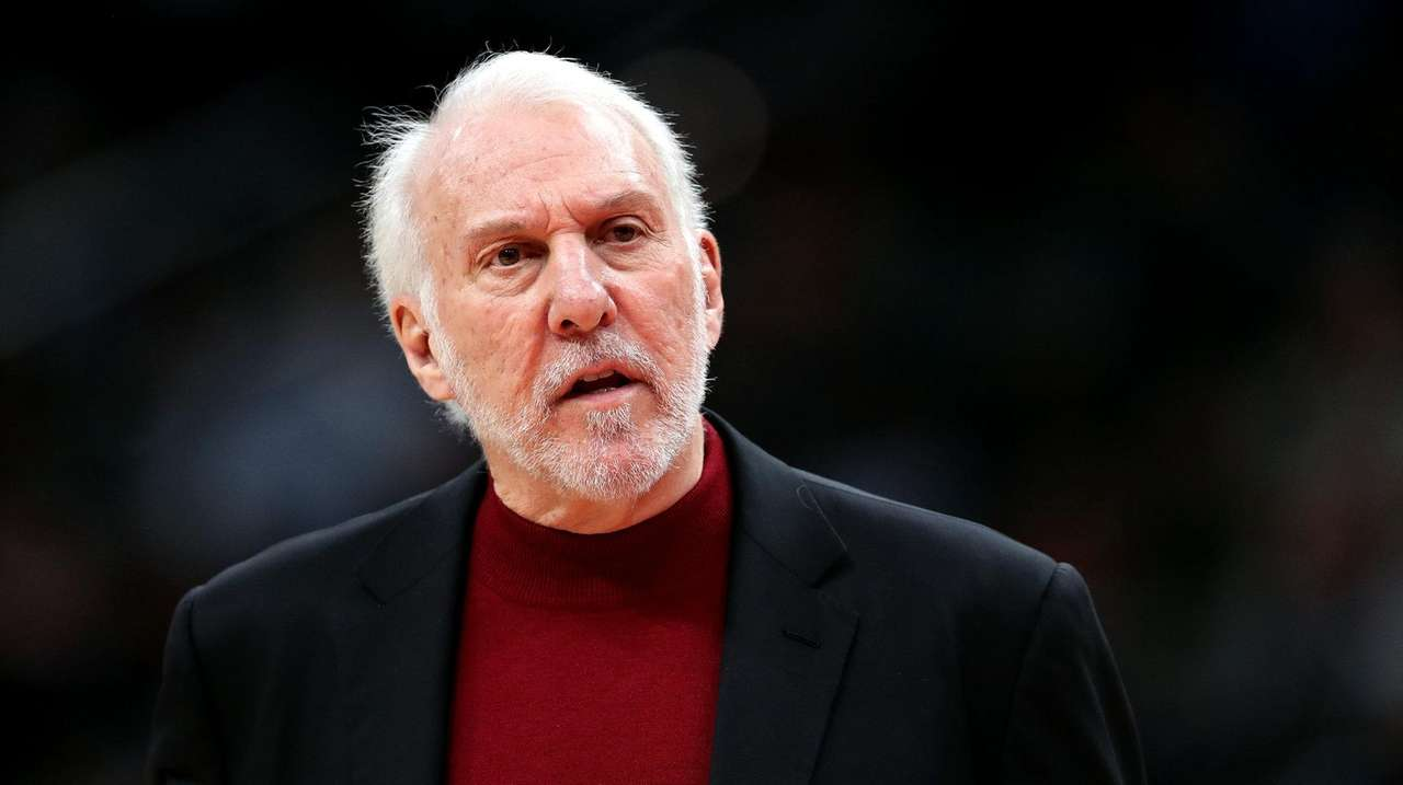 'They're still the Spurs to us,' Knicks coach says