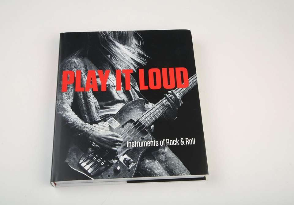 'Play It Loud: Instruments of Rock and Roll'